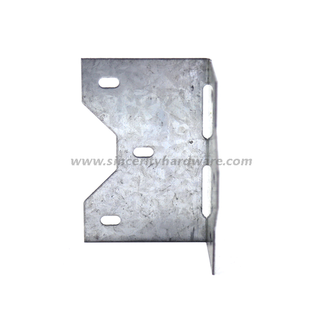 Other Timber Connector: Galvanized Fabrication Corner Shelf Bracket