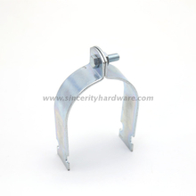 4'' electrical galvanized strut pipe clamp