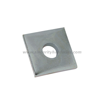 Standard Steel Flat Square Taper Washer