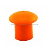SHRC-01: Mushroom Type Plastic Rebar Cap For Concrete Rebar