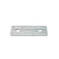 SH-8207-45120: Galvanized Steel Flat Angle Bracket for Wood Building