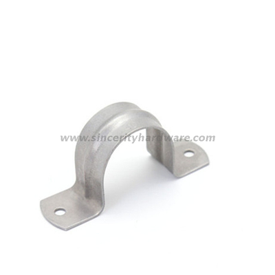 Two Hole Clamp Saddle Pipe Clamp 32mm