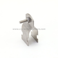 channel steel pipe clamp for pvc pipe fitting