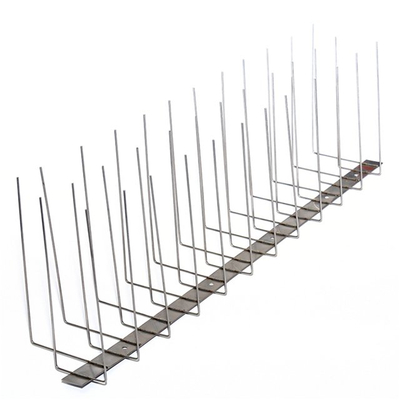 SHSS-15: Professional Steel 304 Bird Control Spikes