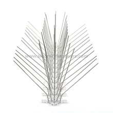 SHPC-58: 5 Rows Bird Control Product Plastic Anti Pigeon Spikes